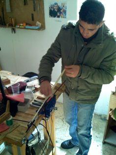 how to build a violin bow rehairing jig   violin rehair bow jigs