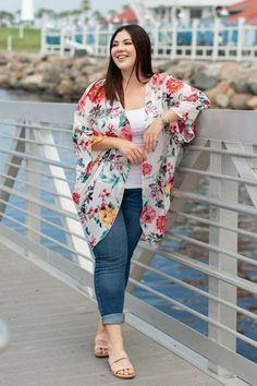 Casual Plus Size Outfits, Curvy Outfits, Mode Outfits, Plus Size Dresses, Fashion Outfits, Womens Fashion, Plus Size Casual, Plus Clothing, Plus Size Womens Clothing