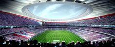 El Atlético de Madrid será el club que más dinero ingrese por el patrocinio del nombre de su estadio