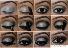 make up tutorial maquiagem style