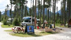 Blue River Campground and RV-Park Rv Parks, Canada, Camping, River, Blue, Campsite, Mobile Home Parks, Campers, Rivers