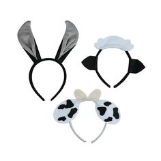 Plush Nativity Headband Assortment - OrientalTrading.com