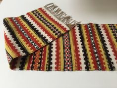 A personal favorite from my Etsy shop https://www.etsy.com/se-en/listing/473303885/vintage-swedish-hand-woven-all-wool