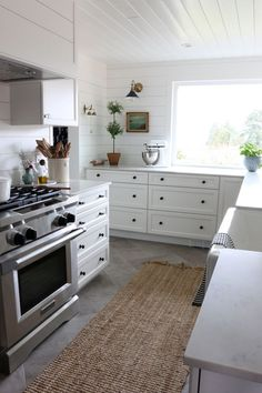 Small Kitchen Remodel Reveal! - The Inspired Room kitchen design