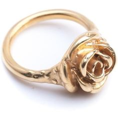 Leivankash Rose pinky/mid Ring (€195) ❤ liked on Polyvore featuring jewelry, rings, accessories, anillos, gold, yellow gold rings, gold above knuckle ring, mid-finger rings, yellow gold jewelry and gold jewellery