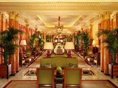 Discover true luxury at The Dorchester Hotel, one of London's most iconic hotels. Choose from our exquisite range of luxury rooms and suites. Afternoon Tea London, Best Afternoon Tea, Dorchester Collection, Mandarin Oriental, London Hotels, Bel Air, Versailles, Autumn, United Kingdom