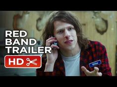JESSIE SPENCER: American Ultra Official Red Band Trailer (2015) - Jesse Eisenberg Stoner Comedy HD