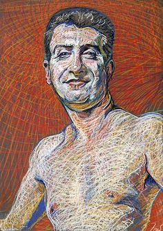 Smiling Christophe, by Fred Hatt Spring Studios, Nude Portrait, Pastel Portraits, Drawing Expressions, Personal Identity, Face Art, Art Faces, Studio S, Art Portfolio