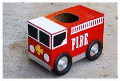 the final fire truck costume