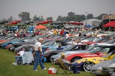 Facts About Corvette FunFest - It started small and has grown big