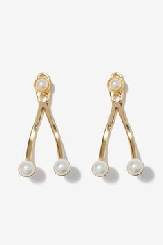 You Wish Pearl Earrings | Shop What's New at Nasty Gal