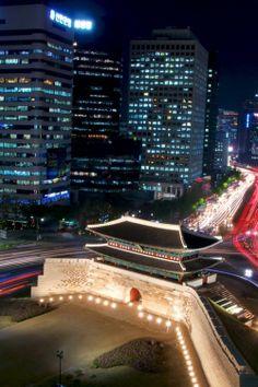 Sungnyemun (Namdaemun) Gate