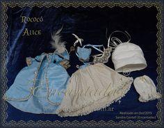 Blythe Rococo Alice - Maria Antonieta partes by Encantadas.deviantart.com on @DeviantArt