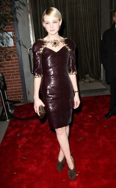 Celeb fashionistas at the CFDA/Vogue Fashion Fund Awards