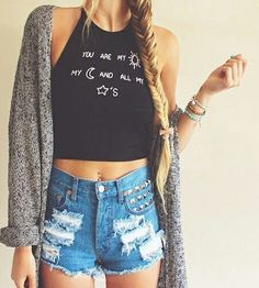 I am hunting for that cute croptop