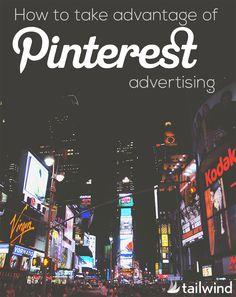 How To Take Advantage of Pinterest Advertising | Tailwind Blog: Pinterest Analytics and Marketing Tips, Pinterest News - Tailwindapp.com