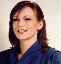 """Suzy Lamplugh --   The 25 year-old London estate agent was reported missing in July 1986. The only clue to her disappearance was an entry in her diary for an appointment with a """"Mr Kipper"""" for a house viewing in Fulham, London. Her body has never been found and she was officially declared dead, presumed murdered, in 1994."""