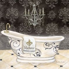 His and Hers Tub I (Cynthia Coulter)