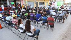 Crece el apoyo para César Abarca en El Pitillal