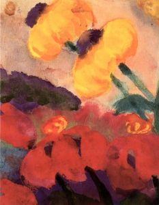 Flowers - Emil Nolde - The Athenaeum