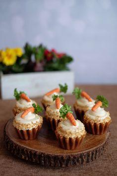 Carrot Cake Cupcakes | Marion's Kaffeeklatsch