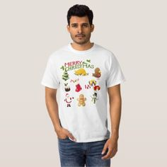 t-shirt Merry Christmas and Happy New Year ICON '. - New Year's Eve happy new year designs party celebration Saint Sylvester's Day