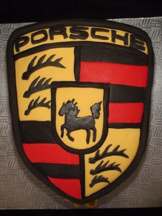 porsche cake creation Maman gateau
