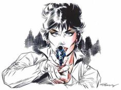 Modesty Blaise (Character) - Comic Vine