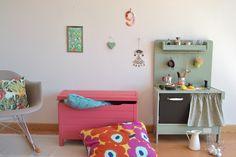 Wooden toy kitchen. BAM model. #woodentoy #woodenkitchen #macarenabilbao
