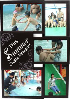 Make memories only at #JustChillwaterpark