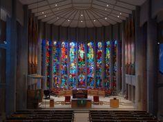 Casavant Frères pipe organ, First Presbyterian Church of Kirkwood, MO