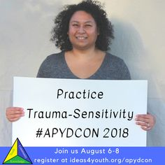 #APYDCON 2018: Trauma-Sensitive Education Workshops Youth Conference, Best Practice, Enough Is Enough, Trauma, Knowledge, Lettering, Education, Drawing Letters, Teaching