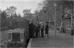 Pioniereisenbahn im Pionierpark Berlin Wuhlheide 1963