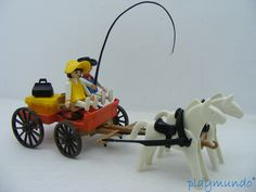 PLAYMOBIL 3587 CARRETA OESTE WESTERN (AÑO 1983 - 1989) http://www.playmundo.es/playmobil-3587-carreta-oeste-western-ano-1983---1989-11559-p.asp
