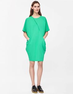 COS Oversized Jersey Dress via cosstores.com $89.00