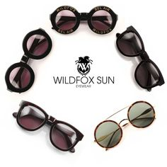 f913252599 Wildfox sunglasses have won my heart!