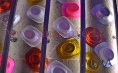 ALMA Project @ Lucca (Private Location) - Lighting - Acrylic transparent dancefloor detail 2 Lighting Hats