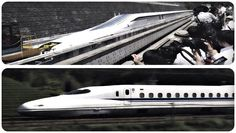 Japanese Maglev Train Zooms Its Way to a World Record