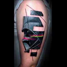 #Tattoo by @vt_tattoo  #⃣#Equilattera #tattoos #tat #tatuaje #tattooed #tattooartist #tattooart #tattoolife #tattooflash #tattoodesign #tattooist  #bestoftheday #original #miami #mia #creative #florida #awesome #love #ink #art #design #artist #illustration #darthvader #colorful #starwars #darthvader