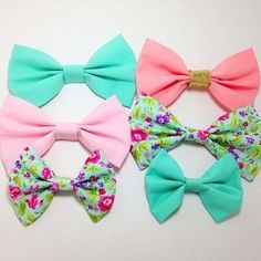 i wish i could pull off bows like this