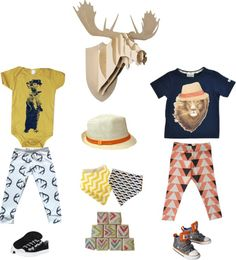 Baby Boy Hipster- A new #fashion #trend emerges on Fawn Over #Baby