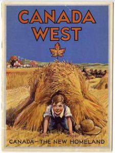 Canada - Hiding in the Wheat 1922 Canadian Beer, Canadian Travel, Canadian History, Saskatchewan Canada, Canada Eh, Vintage Travel Posters, Vintage Ads, Vintage Images, Western Canada