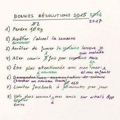 On imagine déjà la bonne résolution 2018 : ne plus faire de bonnes résolutions ! http://ift.tt/1JupD2h