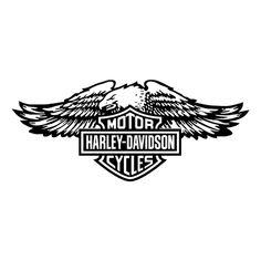Harley Davidson Laptop Car Truck Vinyl Decal Window Sticker PV230