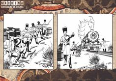 Machina Arts Book - Desenhos Gabriel Tardivo