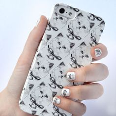 cat iphone case iphone 4 / 4S kitty cats iphone by helloharriet