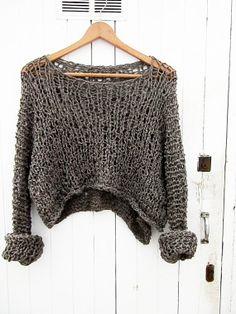 Sweater Oversize/Womens Clothing Women Shirt por armarioenruinas, €18.00
