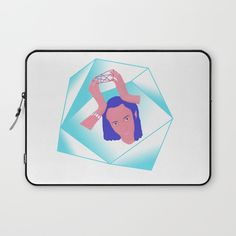 we are stardust Laptop Sleeve