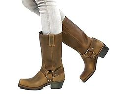 2016 Best Ladies Western Harness Boots - Top 5 List @ Boots, Boots and Booties
