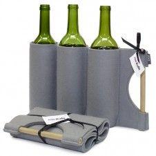 Wine rack gray3 Wine rack gray3